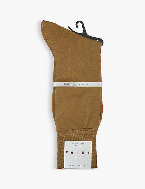 FALKE: Falke No 9 Pure Fdc Sock