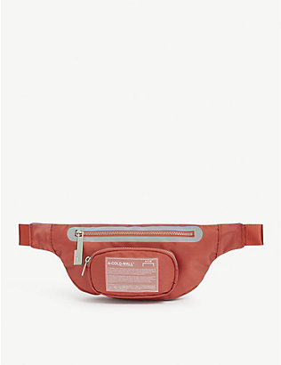 A-COLD-WALL: Label-patch belt bag