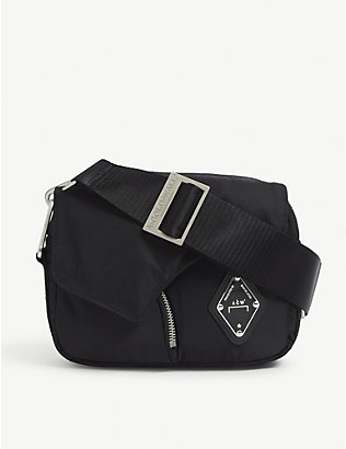 A-COLD-WALL: Nylon cross-body bag