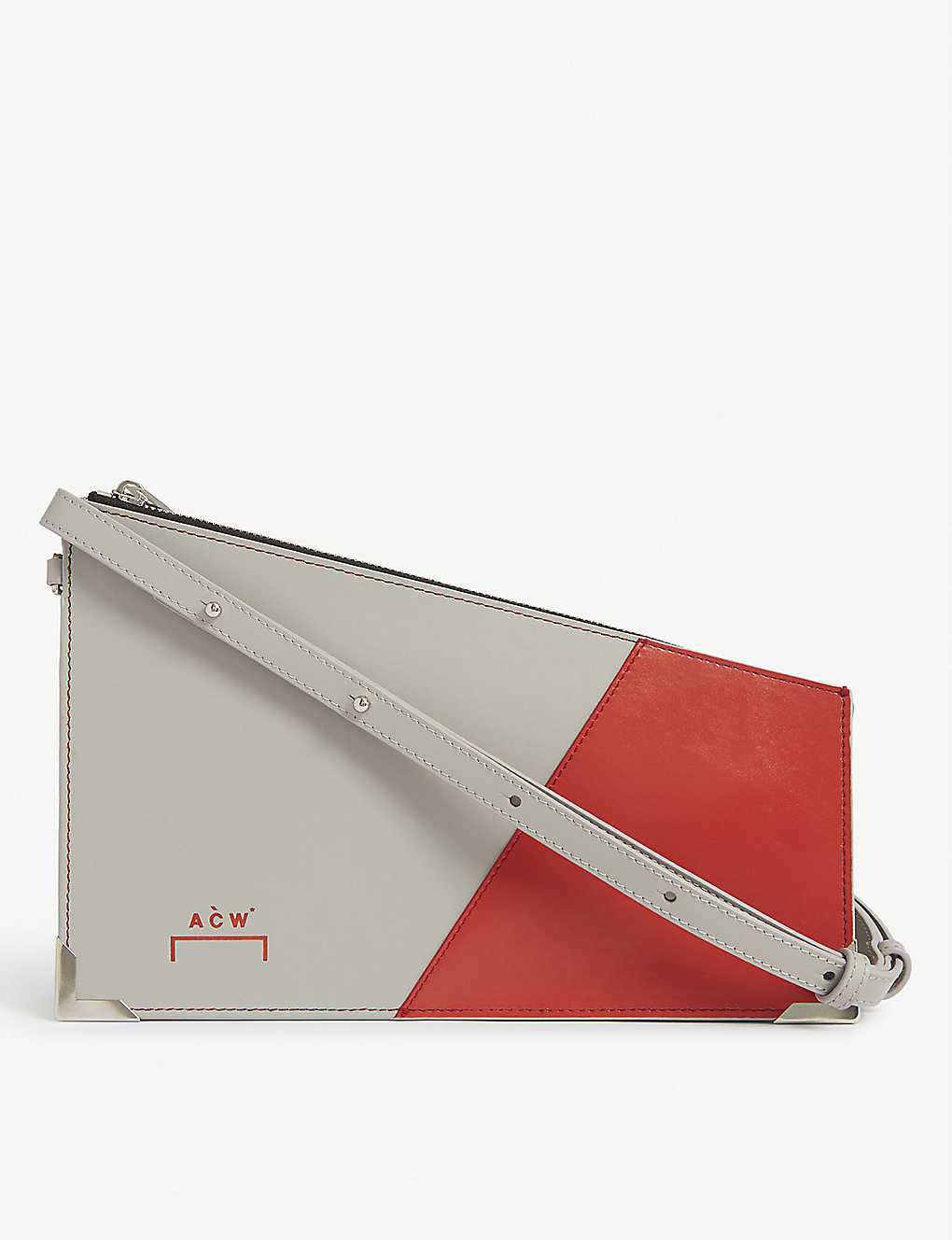 A-COLD-WALL: Corbusier leather clutch bag