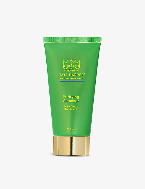 TATA HARPER: Purifying cleanser 50ml