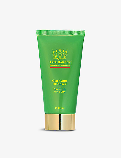 TATA HARPER: Clarifying cleanser 50ml