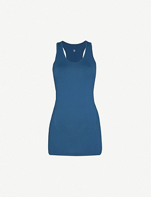 SWEATY BETTY Athlete Seamless Workout stretch-jersey top