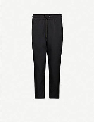 SWEATY BETTY: Explorer stretch-jersey jogging bottoms