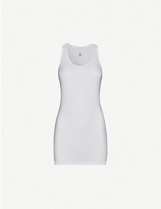 SWEATY BETTY: Athlete seamless woven vest