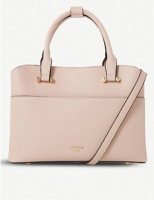 DUNE: Dinidaring unlined shopper bag