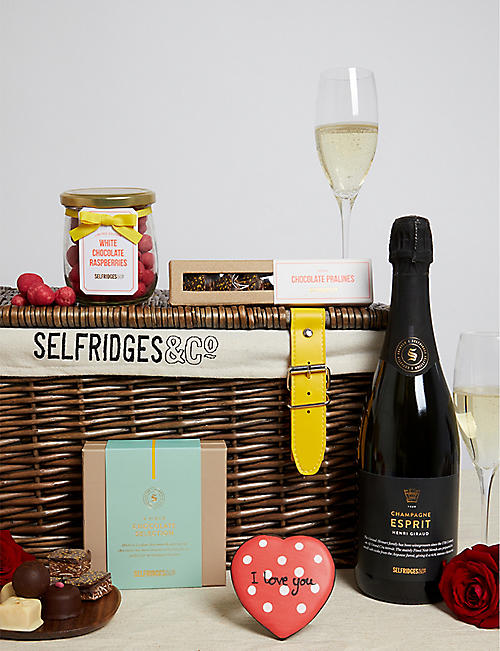 SELFRIDGES SELECTION To My Valentine.