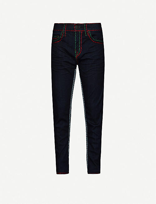 TRUE RELIGION Geno No Flap slim jeans