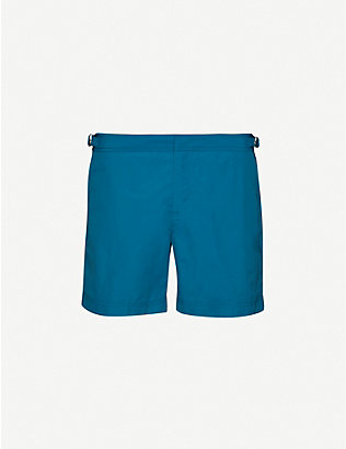 ORLEBAR BROWN: Bulldog mid-rise swim shorts