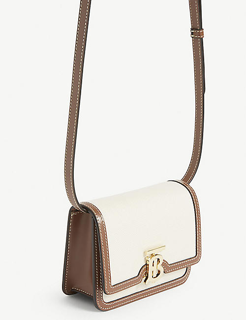 BURBERRY Monogram mini shoulder bag