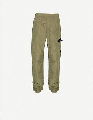 CP COMPANY: Tapered shell jogging bottoms