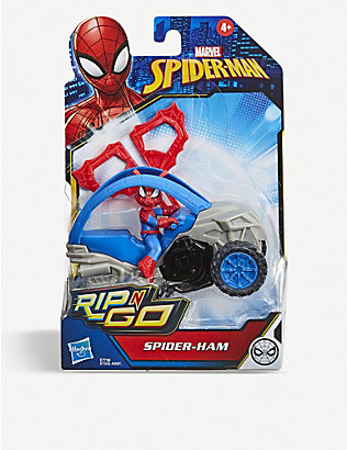 SPIDERMAN: Spider-ham toy 4 years+