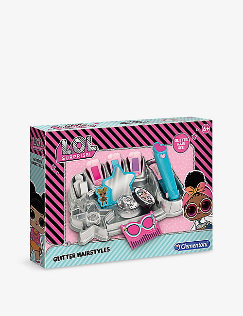 L.O.L. SURPRISE: LOL Glitter Hairstyles set