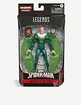 SPIDERMAN: Marvel Legends Vulture figure 15cm