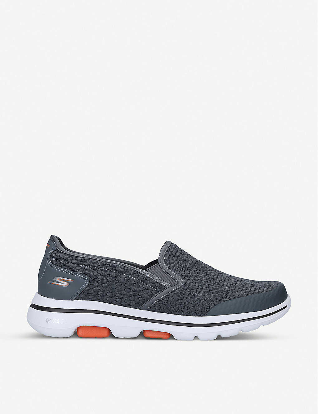 SKECHERS: Go Walk 5 Apprize mesh and nylon trainers