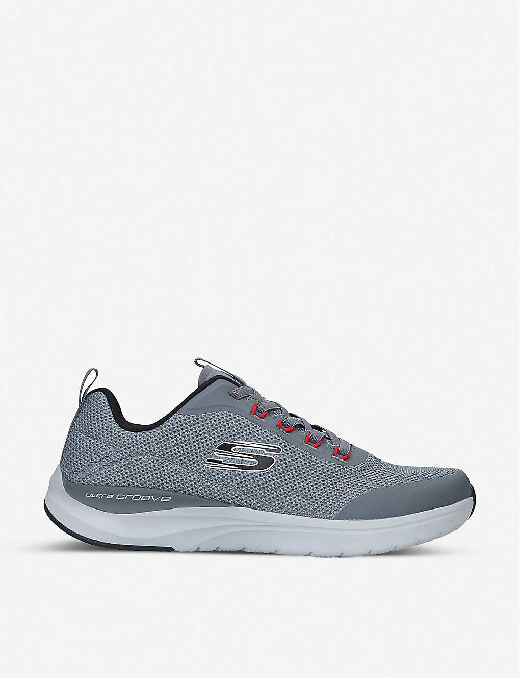 SKECHERS: Ultra Groove Live Session mesh trainers