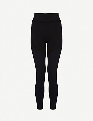 MICHI: Cadence stretch-jersey leggings