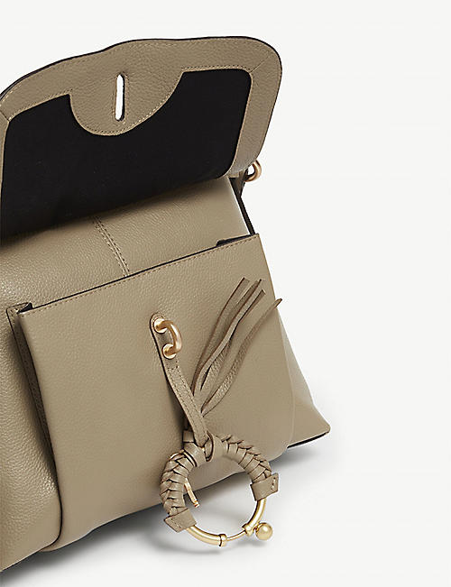 SEE BY CHLOE Joan medium leather shoulder bag