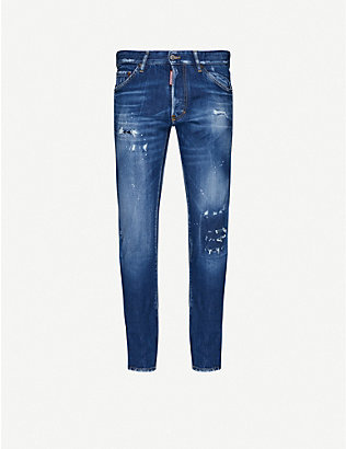 DSQUARED2: Cool Guy slim-fit jeans