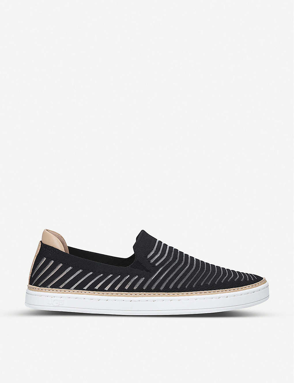 UGG: Sammy Breeze knitted trainers