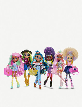 POCKET MONEY:Hairdorables Fashion Dolls 系列一件式套装