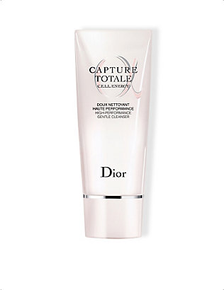 DIOR: Capture Totale High Performance Gentle Face Cleanser 30ml