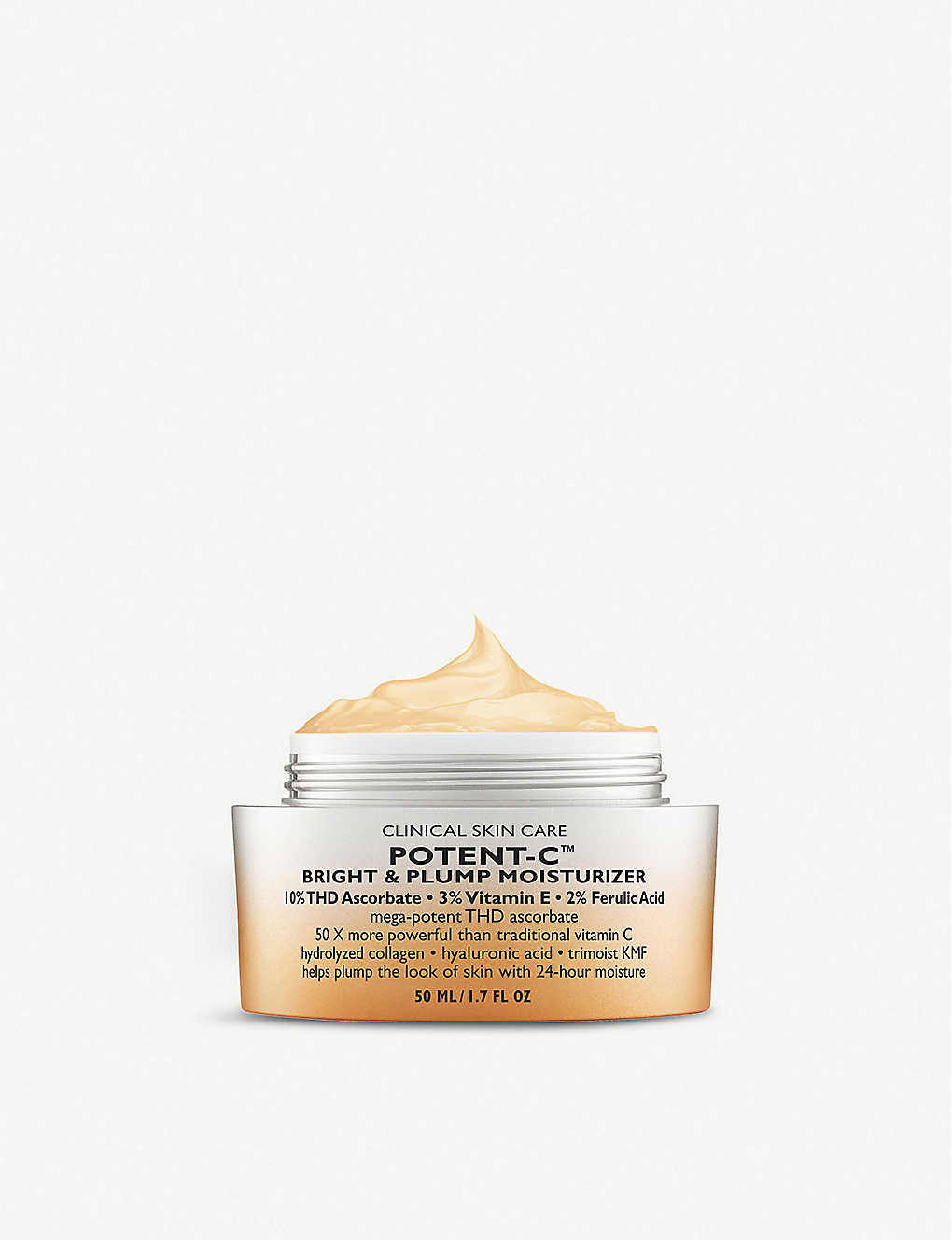 PETER THOMAS ROTH: Potent-C™ Bright & Plump Moisturiser 50ml