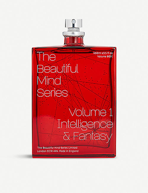 THE BEAUTIFUL MIND SERIES: Vol 1: Intelligence & Fantasy eau de parfum