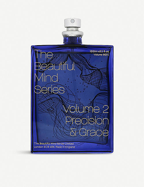 THE BEAUTIFUL MIND SERIES: Vol 2: Precision & Grace eau de parfum 100ml
