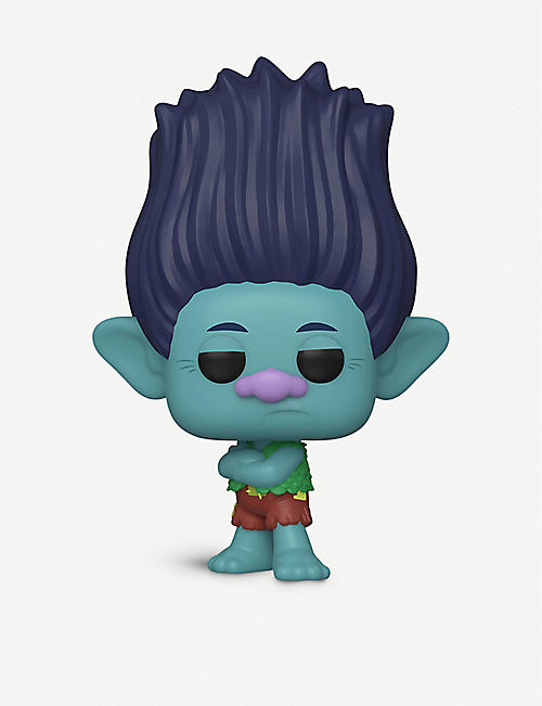 FUNKO: Pop! Movies Trolls World Tour Branch with Chase doll 3 years +