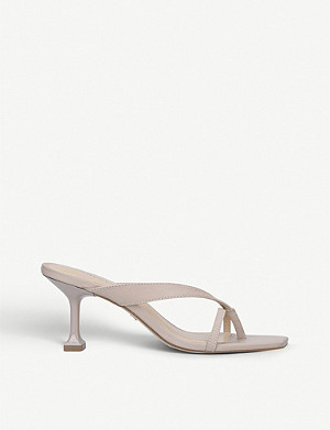 CARVELA Gain strappy leather sandals