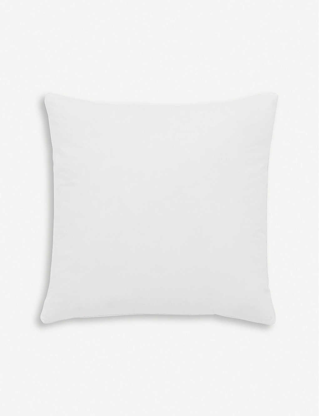 THE WHITE COMPANY: Duck feather cushion pad 50cm x 50cm