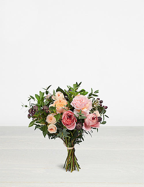 THE REAL FLOWER COMPANY Romantic Juliet small bouquet