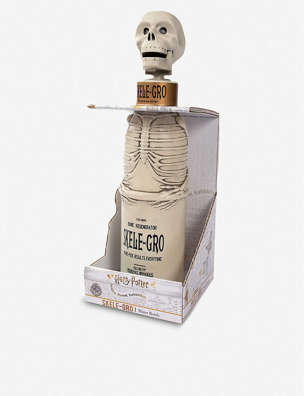 WIZARDING WORLD: Skele-gro water bottle 300ml