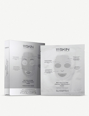 111SKIN Bio Cellulose Facial Treatment Mask set 5 x 23ml