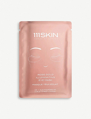 111SKIN Rose Gold Illuminating eye mask 6ml