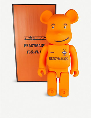 BE@RBRICK: F.C. Real Bristol x READYMADE 1000% figure