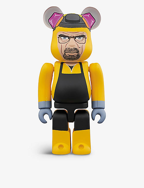 BE@RBRICK: Walter White 100% and 400% figures set of two