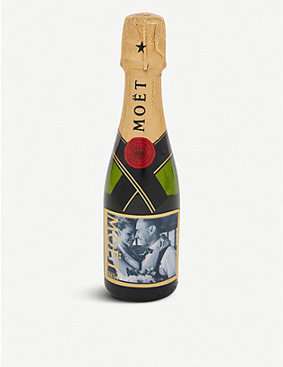 MOET & CHANDON: Personalised Impérial Brut NV Champagne 200ml