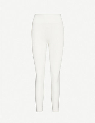REEBOK X VICTORIA BECKHAM: Seamless stretch-jersey leggings