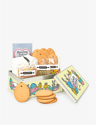 BISCUITEERS: DIY Easter tree biscuits box of 10