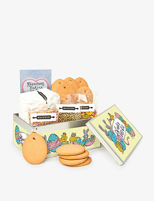BISCUITEERS DIY Easter tree biscuits box of 10