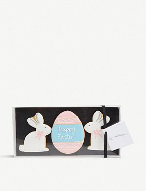 BISCUITEERS Happy Easter biscuits box of three