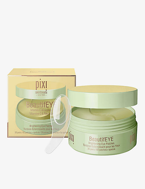PIXI: BeautifEYE brightening eye patches 30 pairs