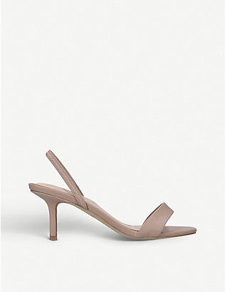 ALDO: Giredia sling-back leather heeled sandals