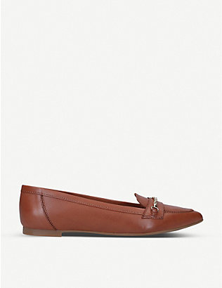 ALDO: Umirewia embellished leather loafers