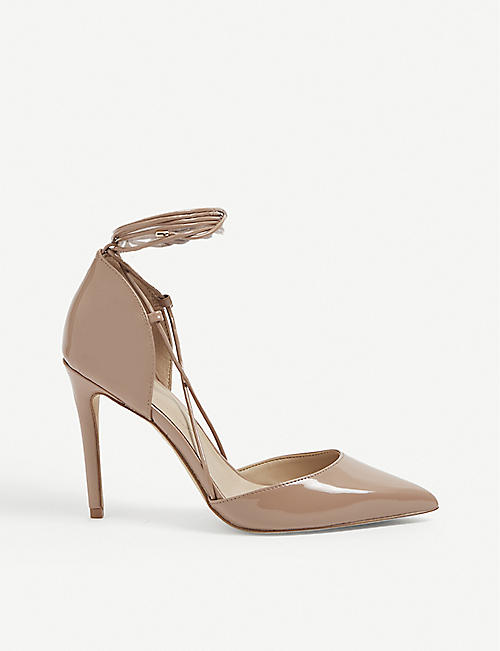 ALDO: Finsbury patent leather stiletto heels