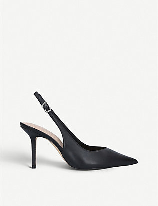 ALDO: Julietta slingback leather courts