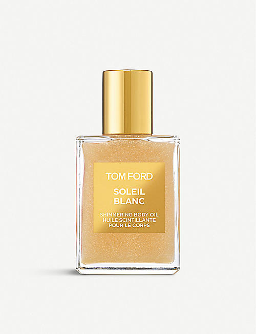 TOM FORD: Soleil Blanc Shimmering body oil 45ml