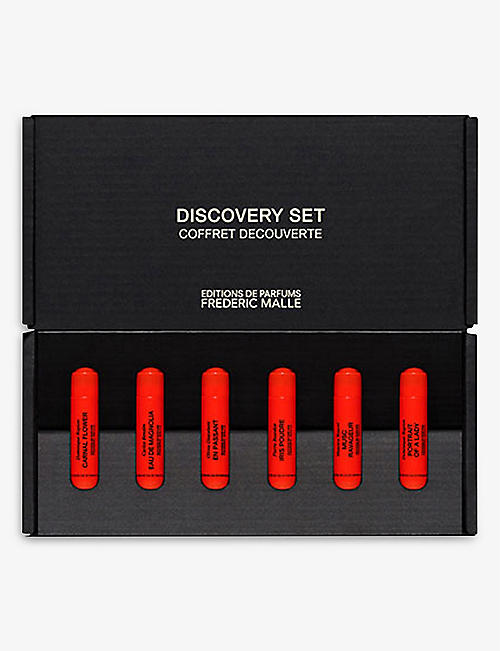 FREDERIC MALLE:Discovery 女士套装 6 x 1.2 毫升